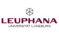 Leuphana Universität Logo - Referenz Ghostthinker