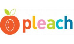 Pleach Logo - Referenz Ghostthinker
