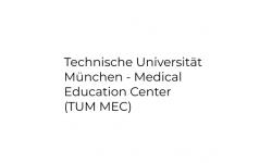 TUM MEC Logo - Referenz Ghostthinker