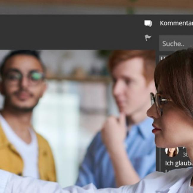 Social Video als Moodle-Plugin